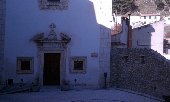 San Rocco Church in Castel Del Monte