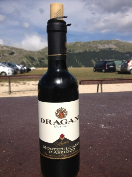 Montepulciano d`Abruzzo - pride of the region